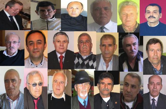 Resim 5. Belene Toplama Kampı'nın (1985-1986) Katılımcı Tanıkları [19]