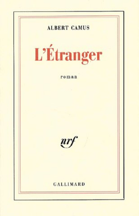 an analysis of the stranger a novel by albert camus